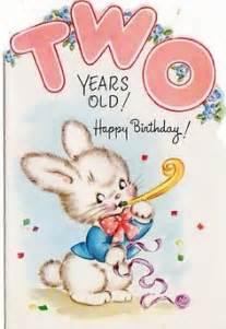 Birthday Quotes For 2 Year Boy Vintage Birthday On Pinterest Vintage Birthday Cards