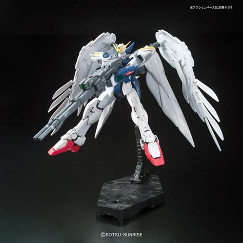 Rg Gundam Wing Ew Bandai wing gundam zero ew rg bandai 1 144 27 000 en mercado