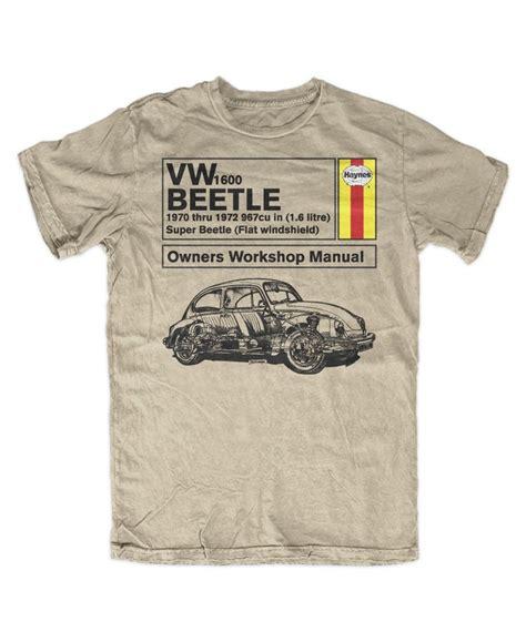 tshirt volkswagen beetle haynes vw beetle t shirt products