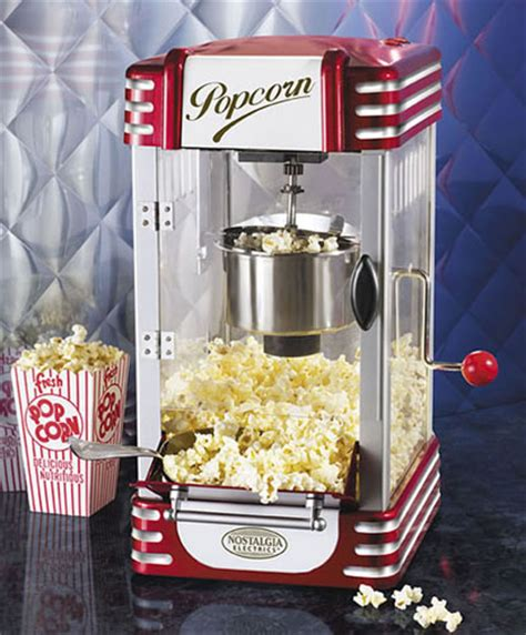 corn maker make theater popcorn from home ohgizmo