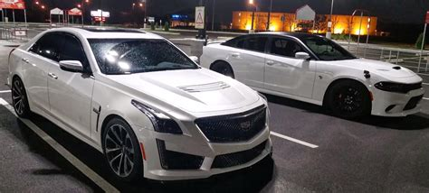 cadillac cts v horsepower 2015 boostaddict supercharged domestic sedan showdown stock