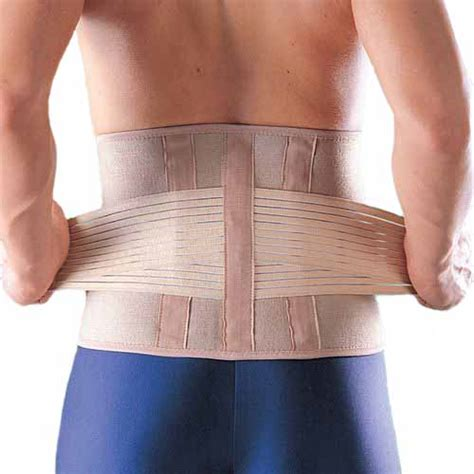 Oppo Sacro Lumbar Support 2164 Size Large oppo sacro lumbar support sports supports mobility