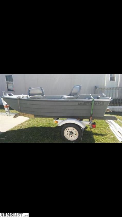 bass tender boat cover armslist for sale trade bass tender boat w trailer
