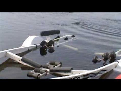 bow loading boat loading your boat properly youtube