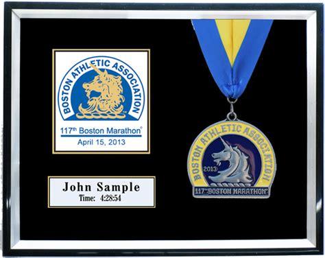 10 x 10 matted shadow box 2013 boston marathon plaques frames fond memories graphics