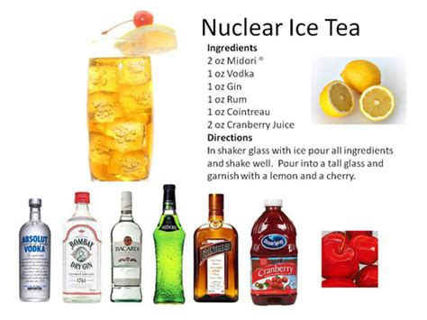 Top Shelf Island Iced Tea by Recipe For Island Iced Tea Top Shelf The Best Shelf