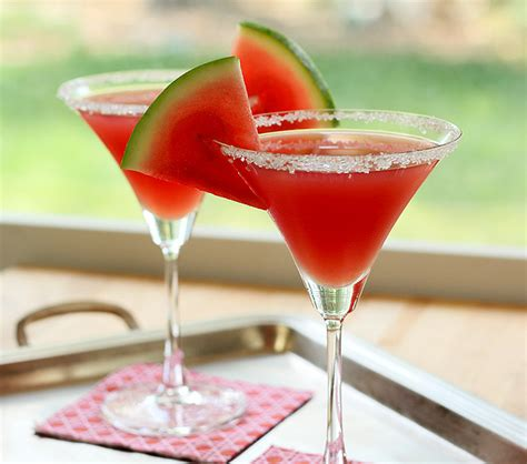 martini watermelon fresh watermelon martini creative culinary