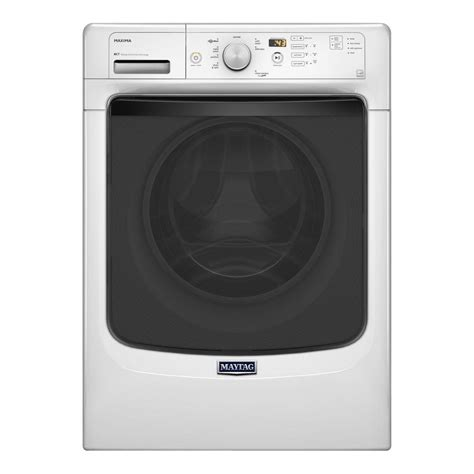 maytag maxima 4 5 cu ft high efficiency front load