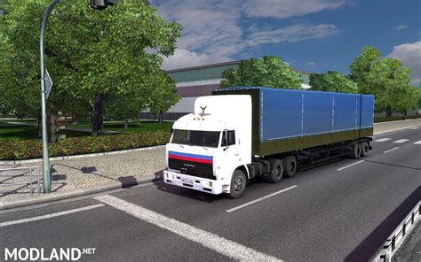 euro truck simulator 1 full version download kamaz 54115 1 23 mod for ets 2