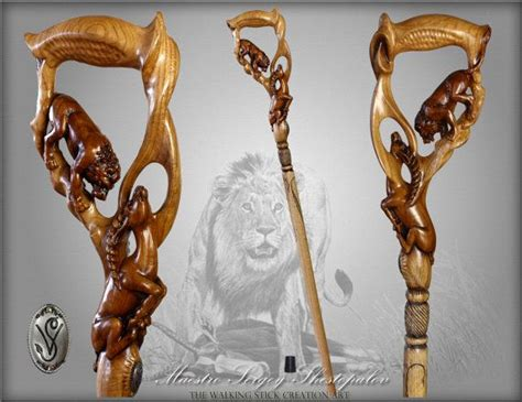 0029 high quality wooden carved this is extremely high quality walking hiking trekking stick or is carved from