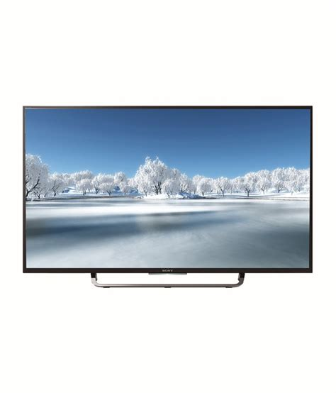 Led Tv Sony sony bravia kd 49x8500c 123cm 49 4k ultra hd smart led tv available at snapdeal for rs 119900