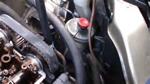 Honda Timing Belt Replacement Honda Crv Timing Belt Replacement Part 3