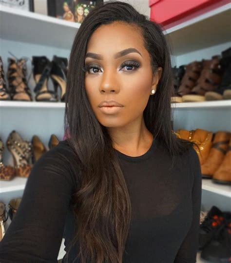 I Have Middle Part Weave With Hair Left Out And I Want Too Dye It Red | 17 best ideas about side part weave on pinterest side