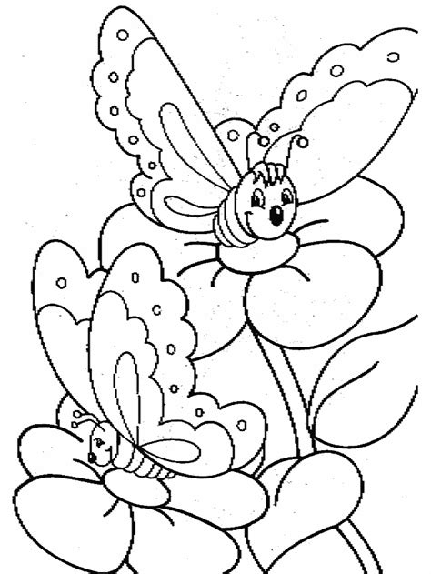 spring coloring pages hard butterfly coloring