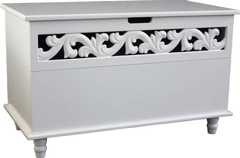 Credenza Cabinet Bed Price wooden chest jersey white trunk sideboard large laundry wood chest cabinet bed n ebay