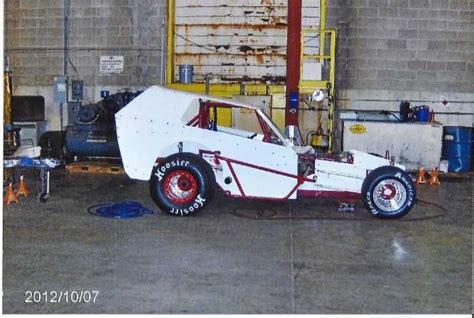 early  original east windsor vintage dirt modified