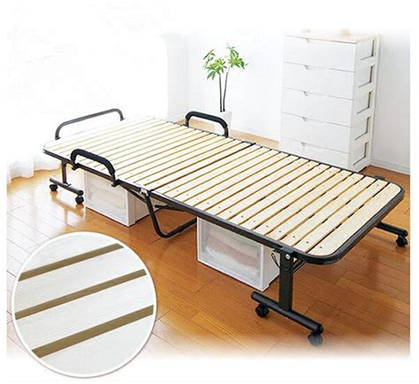 best 25 folding bed frame ideas on bed in a box foldable bed and air matress bedroom