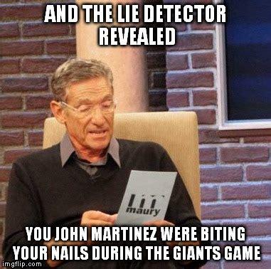 Maury Lie Detector Meme Generator - maury meme memes