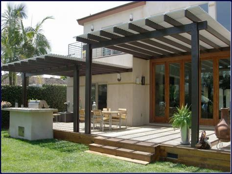 Modern Patio Design Modern House Awnings Modern House