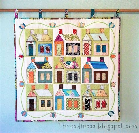 free pattern house quilt quilt inspiration free pattern day house quilts