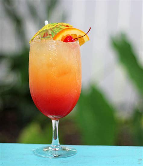 malibu summer cocktail
