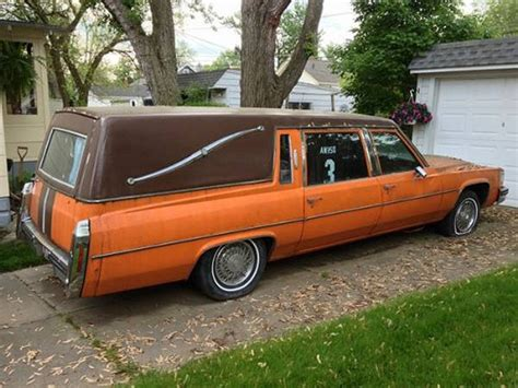 For Sale Craigslist by There S A Browns Hearse For Sale On Craigslist And