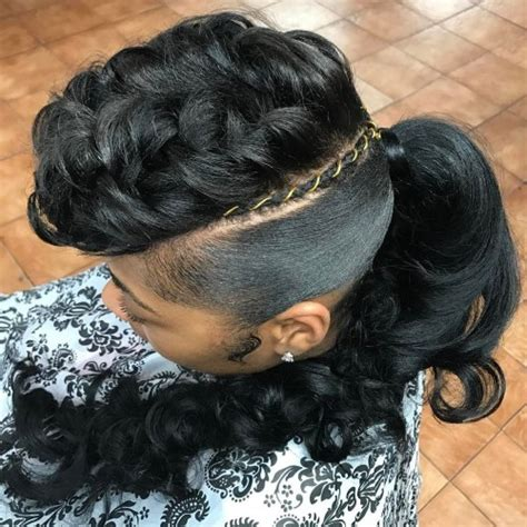 black freeze curl hairstyles 30 classy black ponytail hairstyles