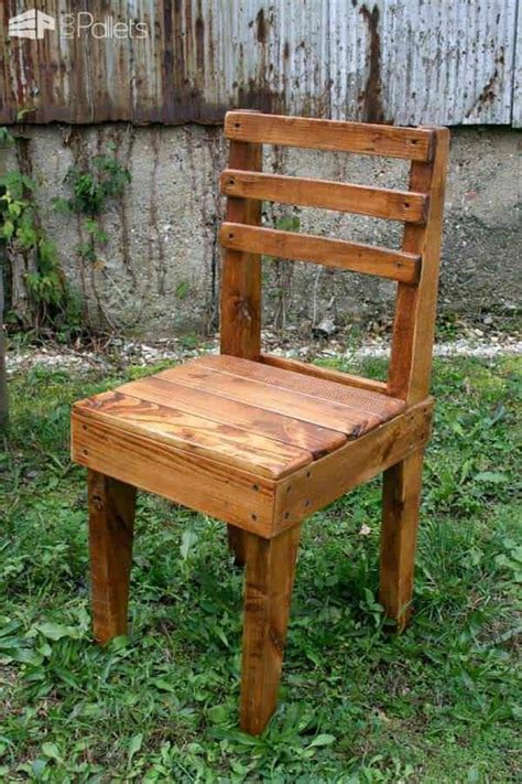 rustic benches from reclaimed pallets 1001 pallets rustic wooden pallet chairs 1001 pallets