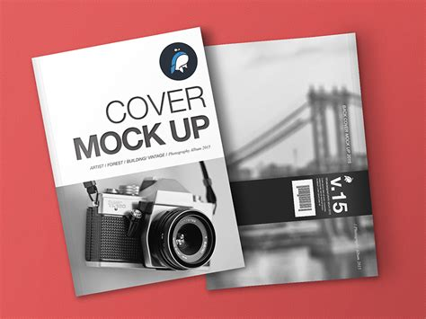 Free Magazine Cover Mockup Freebies Fribly Magazine Cover Mockup Template