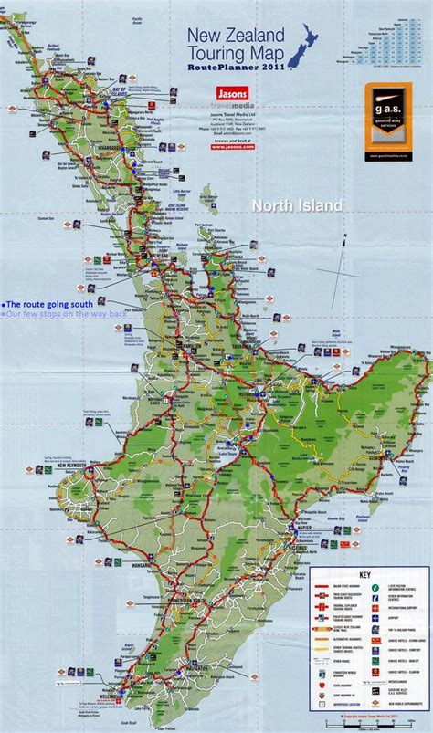 printable road map north island new zealand new zealand map north island if you want to enlarge