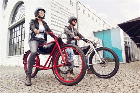 Elektro Motorrad Retro by Meijs Motorman Retro Motorrad Mit Elektroantrieb Aus Den