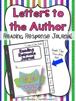Letter Response Kit 71 best grade writing activities images on