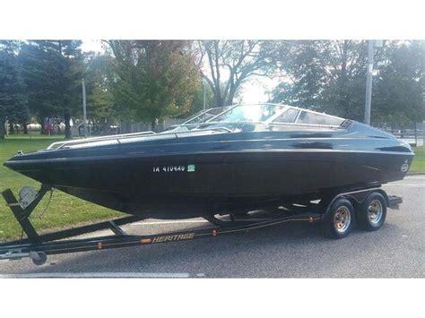 crownline boat tops 1993 crownline 225 br powerboat for sale in iowa