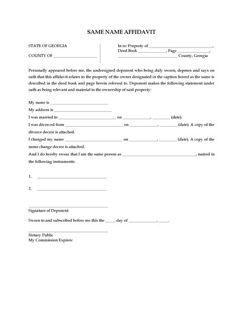 name affidavit form pipeline inspector cover letter run