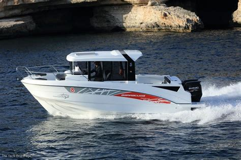 fishing boat for sale gold coast beneteau barracuda 8 power boats boats online for sale