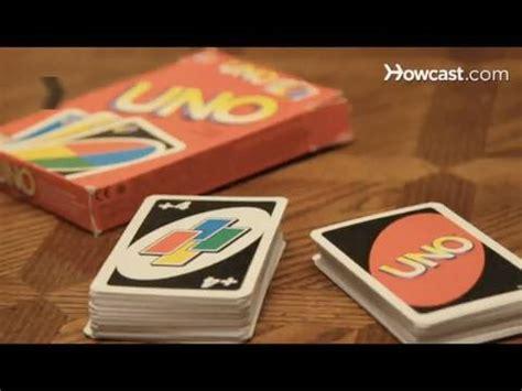 Permainan Keluarga Family Uno Stacko Mattel cara bermain uno kad 04 cara bermain