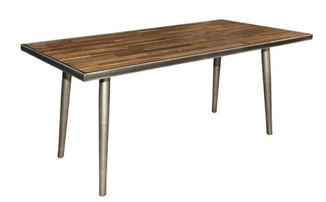 dining accent tables dining tables sl 010 acacia wood dining table artefac usa
