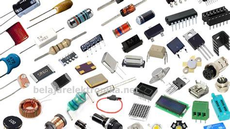 Harga Kamus Elektronika by Gambar Daftar Komponen Elektronika Lengkap Gambar