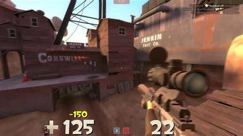 new machina deus ex update the machina new tf2 sniper rifle review