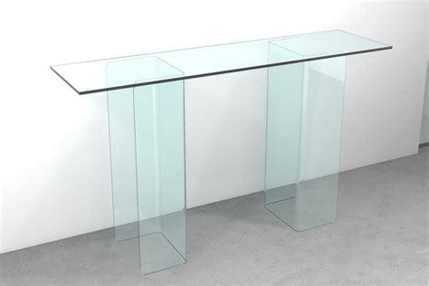 vetro doppia ingresso consolle in vetro consolle in vetro quot doppia c