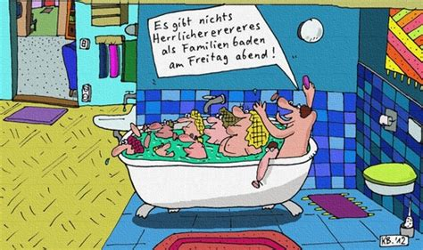 badezimmer comic freitag by leichnam toonpool