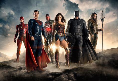film marvel bande annonce vf comic con 2016 la justice league presque au complet