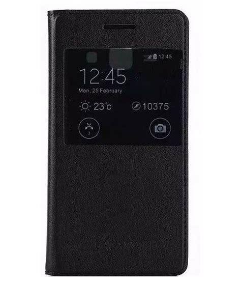 Flip Samsung Galaxy E7 beingstylish flip cover for samsung galaxy e7 black