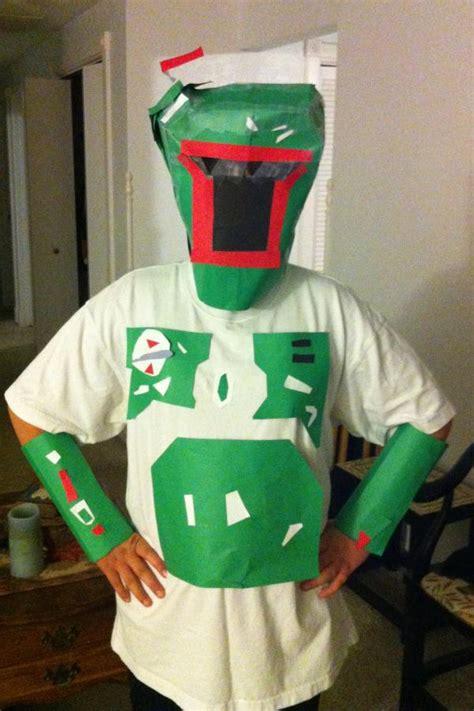 Origami Yoda Costume - costumeyodafett origami yoda