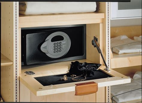 Kitchen Gun Safe Studio Becker Contemporary Closet Chicago By