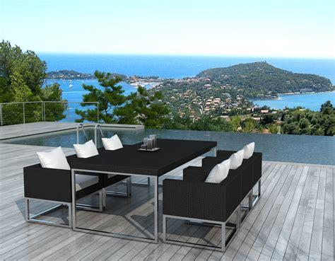 salon de jardin moderne design id 233 es d 233 co tables de jardin terrasses salons de jardin