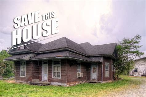 save this house the acworth depot circa