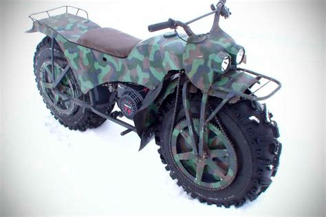 All About Bicycle 2 taurus 2x2 all terrain motorcycle mikeshouts