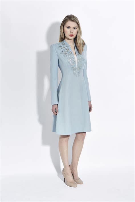 6561 Dress Jaket Coat catherine walker