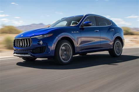 suv maserati maserati levante 2018 motor trend suv of the year